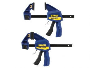 Quick-Change™ Medium-Duty Bar Clamp 150mm (6in) Twin Pack 2