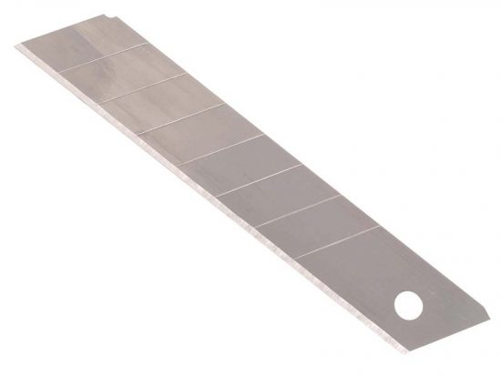 Snap-Off Blades 25mm Pack of 10 1
