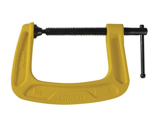 Bailey G Clamp 100mm (4in) 1
