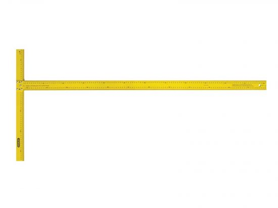 Drywall T-Square Metric 1220mm (4ft) 1