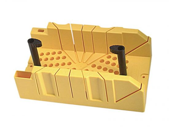 Clamping Mitre Box 1