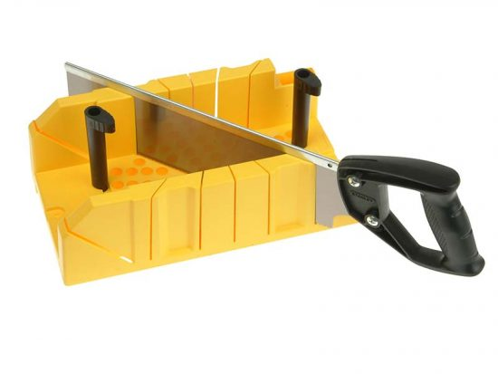 Clamping Mitre Box & Saw 1