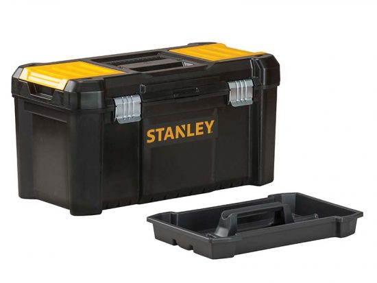 Basic Toolbox with Organiser Top 32cm (12.1/2in) 1