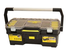 Toolbox with Tote Tray Organiser 60cm (24in) 11