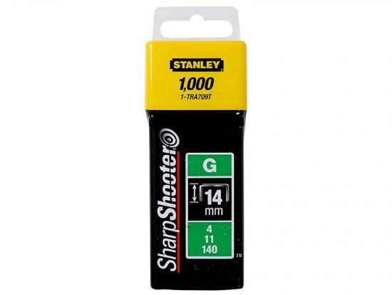 TRA7 Heavy-Duty Staple 14mm TRA709T Pack 1000 1