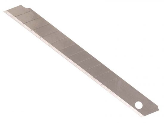 Snap-Off Blades 9mm Pack 5 1