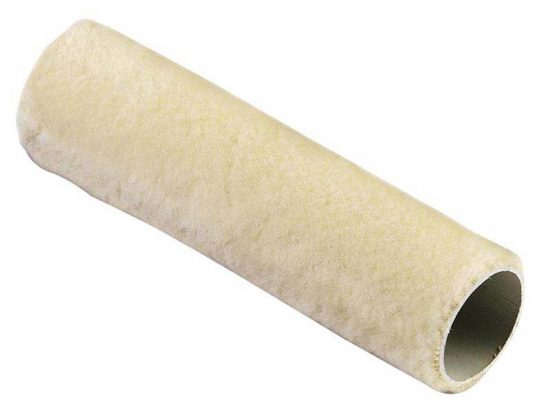 Short Pile Polyester Sleeve 230 x 38mm (9 x 1.1/2in) 1