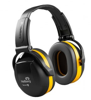 Hellberg hearing protection